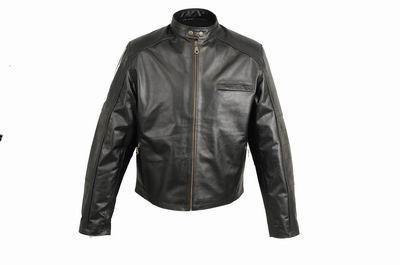 Entdecken Sie die neuesten Trends verschiedene Arten von Angebot Herren Lederjacke sale Biker schwarz- Motorrad Lederjacke Herren Braun in  Glattleder Retro