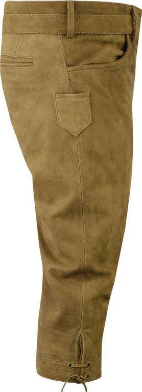 Charpentier panatlon cuir Carpenter Leather Pants black Zimmermannshose Leder