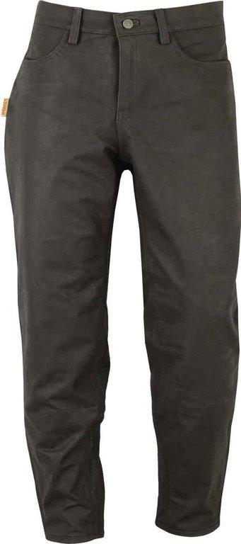 pantalon de chasse nubuck pantalon en cuir olive cuir. Black Bedroom Furniture Sets. Home Design Ideas